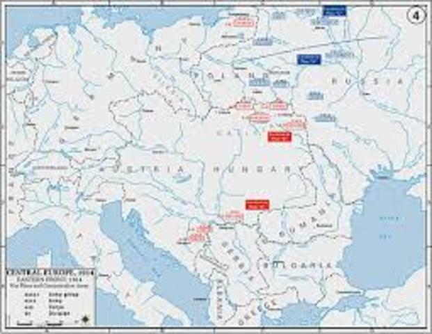 El Frente Oriental