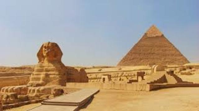 4.000 A.C: Ingeniería en Egipto