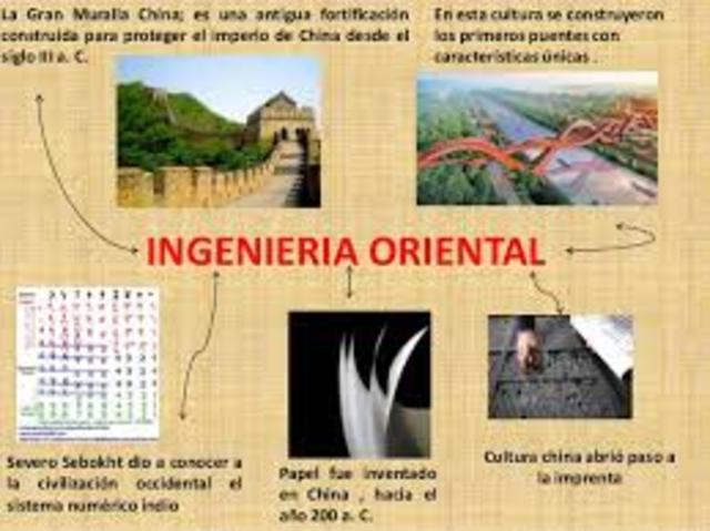 100 D.C: Ingeniería Oriental