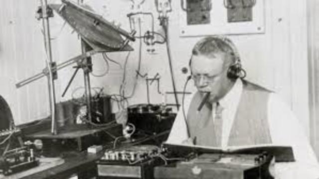 Uso de ondas de radio
