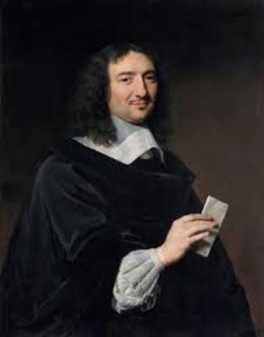 1675: Jean Baptiste Colbert