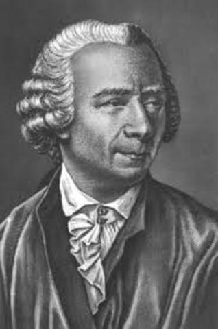 1.750: Leonhard Euler