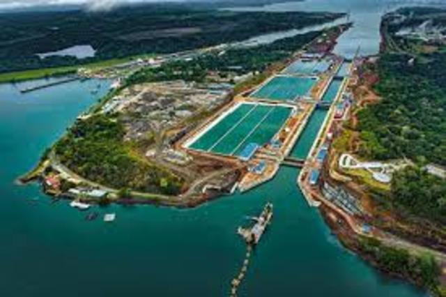 2007: Canal de Panamá