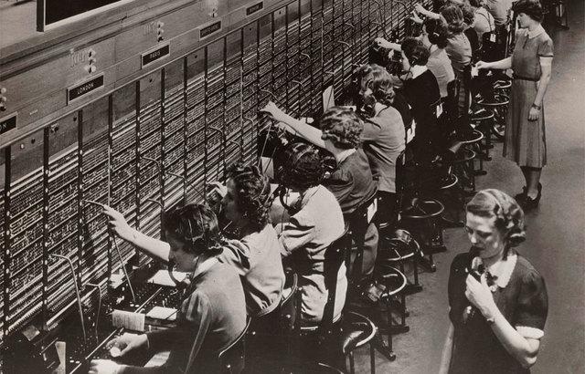 La Primer Central Telefónica