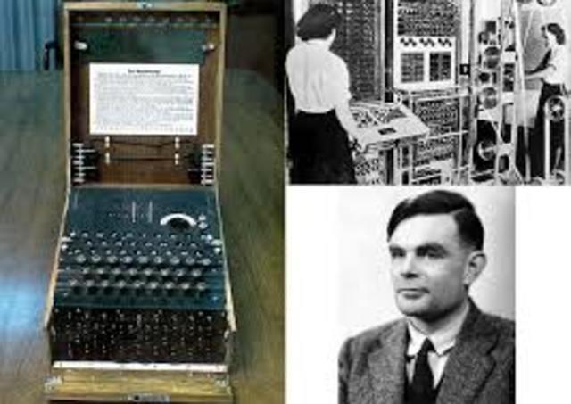 Primeras Computadoras - COLOSSUS