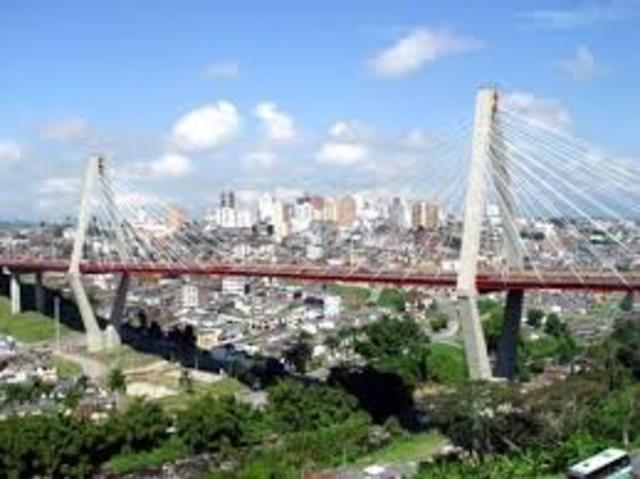 1997: Viaducto Cesar Gaviria Trujillo