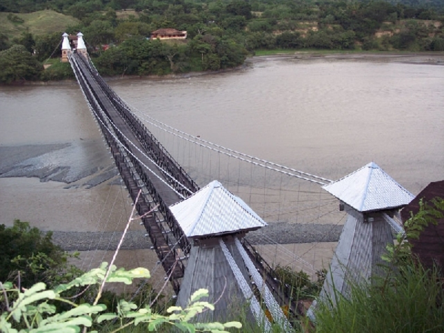 1887: Puente de Occidente