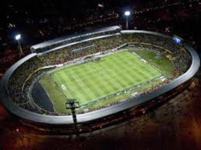 1938: Estadio Nemesio Camacho El Campin