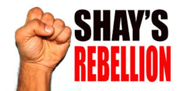 Shays rebellion
