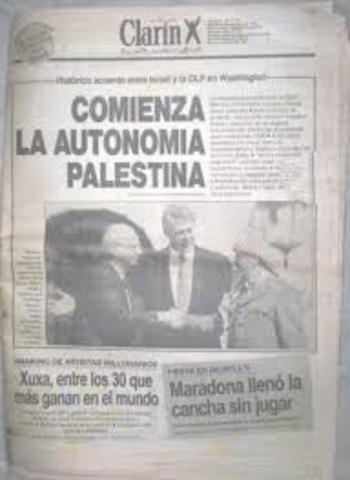 Autonomía palestina