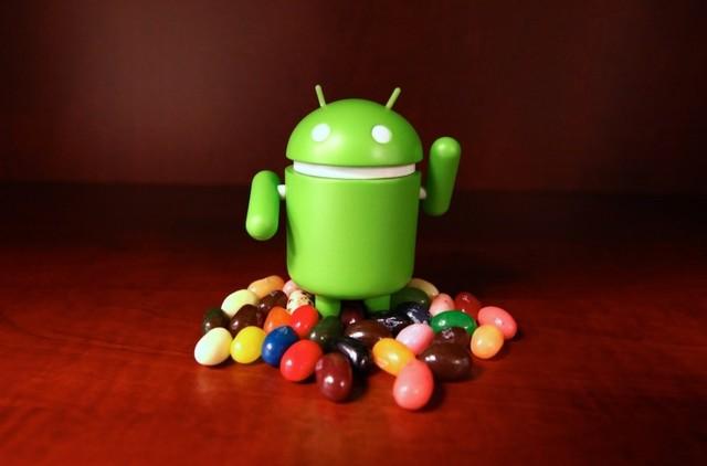 Jelly Bean versión 4.3
