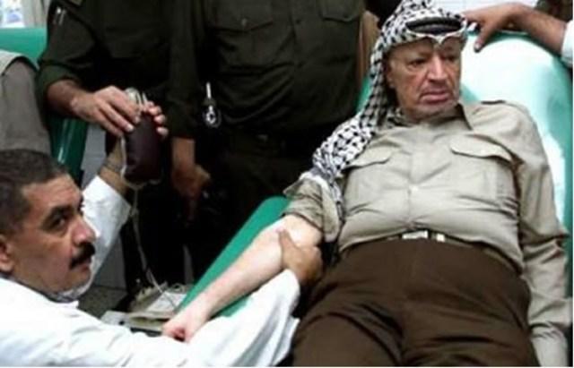 Muere Arafat