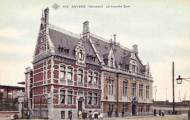 station Antwerpen-Berchem