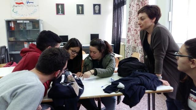8η Συνάντηση της ομάδας για το θέμα: Σεπόλια-Ψυρρή, περιηγητές στις γειτονιές της πόλης