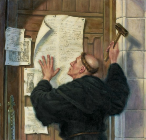 Martin Luther: 95 Thesis