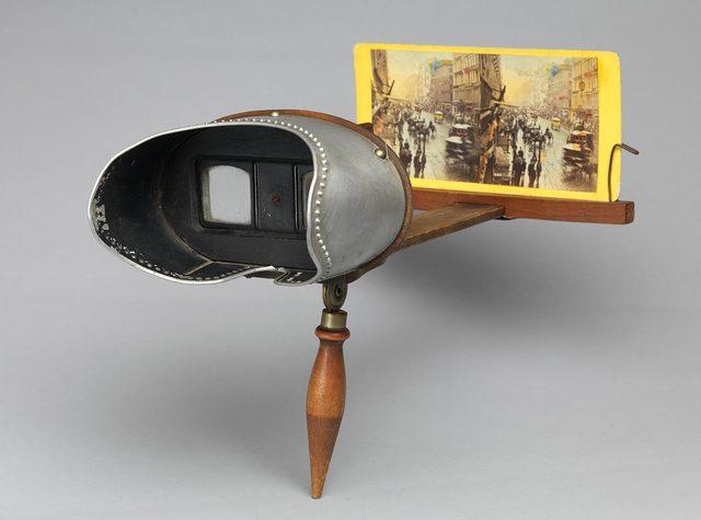 Stereoscope Viewer