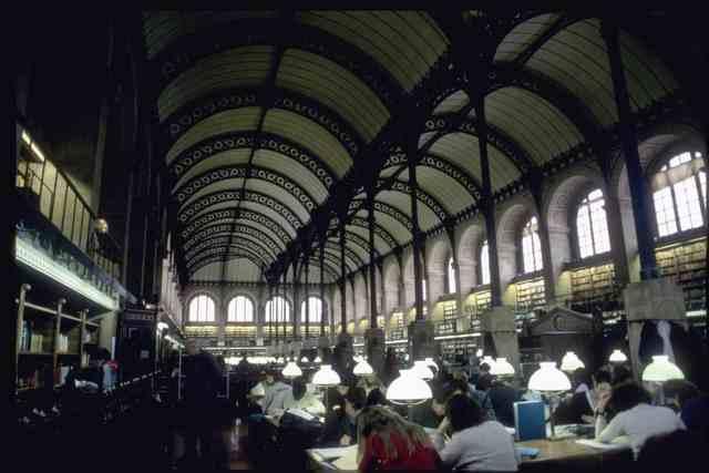 Biblioteca de Saint Genevieve