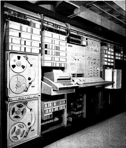 Primer Central Pública Electrónica