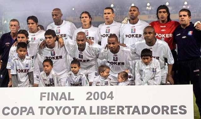Copa libertadores de Once Caldas