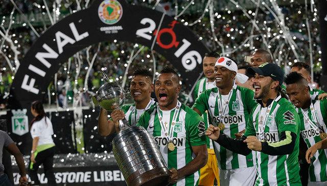 Segunda Libertadores de A/N