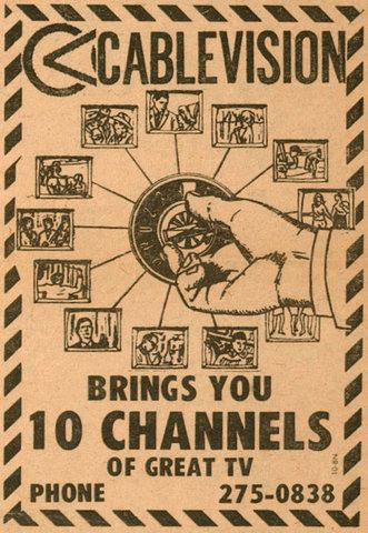 Nace Cablevisión.