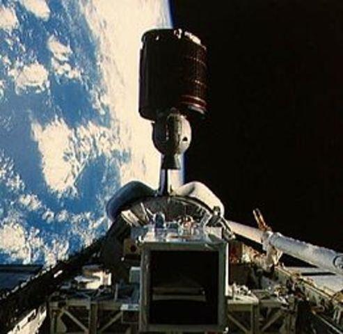 México obtiene su propio satélite.