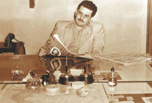 Muere Jesús D. González.