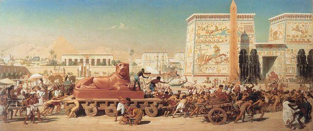Año 1450 a.c.