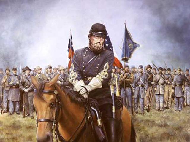Thomas Jackson Defeats Union Forces