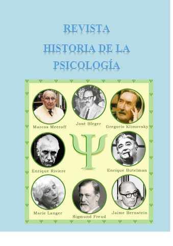 Profesionalizar como Psicólogos