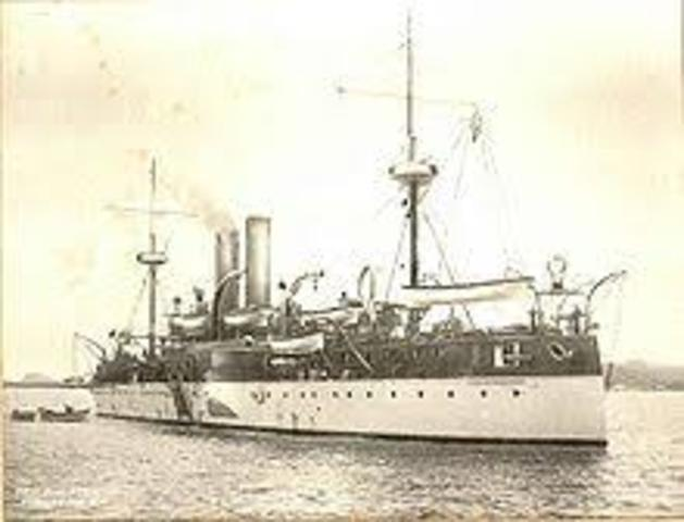 U.S.S Maine Incident