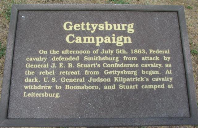 The Gettysburg Campaign