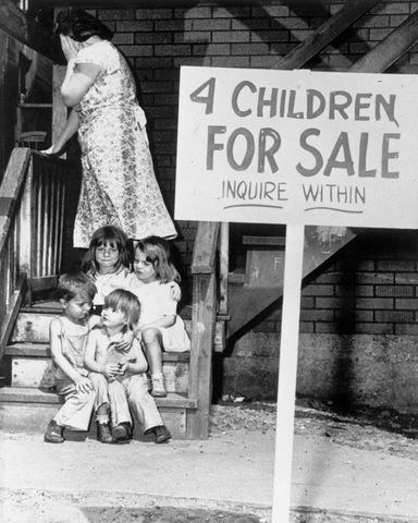 Child legal sale