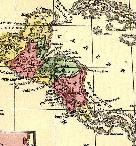 Las Provincias Unidas del Centro de America