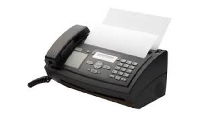 Estándar Internacional Para Fax