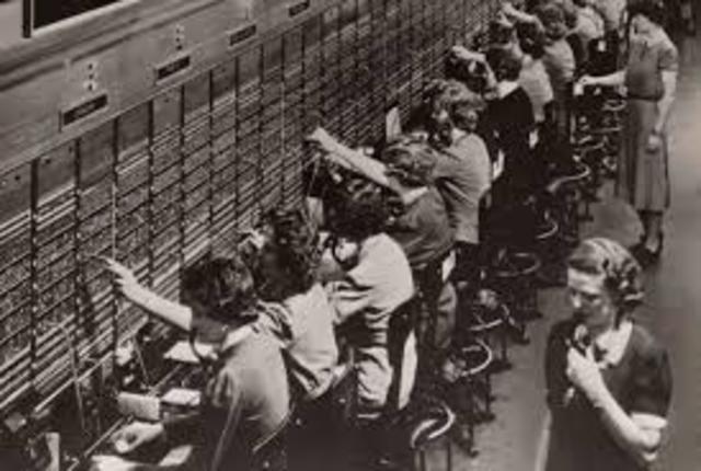 Primera Central Telefonica
