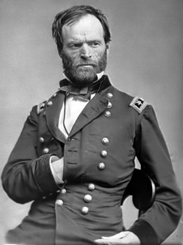 General William T. Sherman's Atlanta Campaign