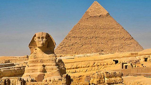 EGIPTO- PIRAMIDES
