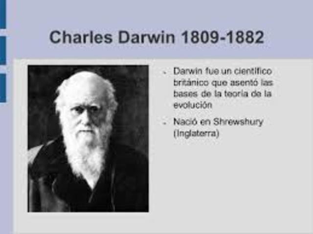 Charles Darwin (1809-1882),