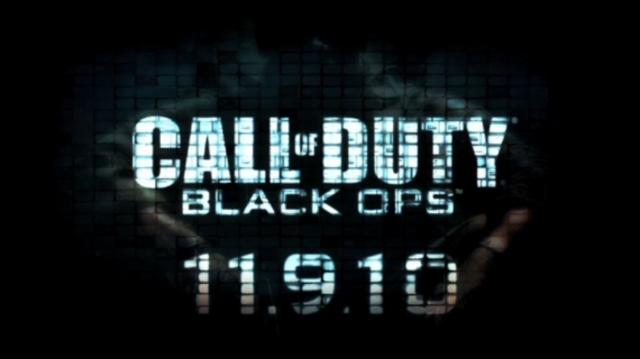 Black Ops is Released