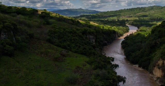 RECTIFICACION RIO MAGDALENA