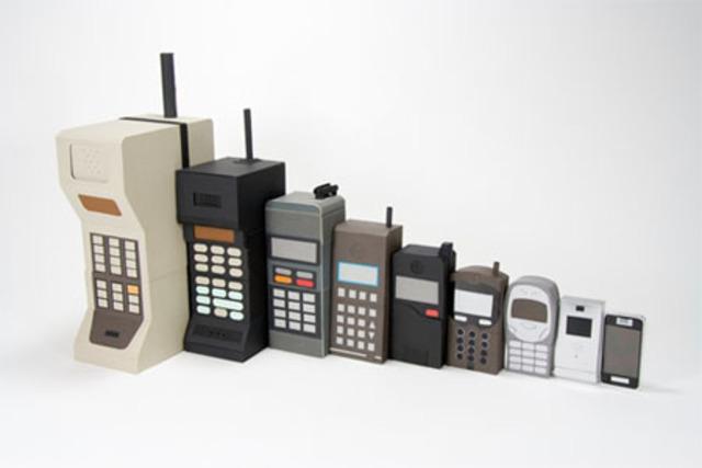 Sistema de Telefonía Móvil (MTS) Teléfonos móviles de radio