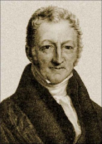 "Thomas Malthus' ""Essay on Population"""