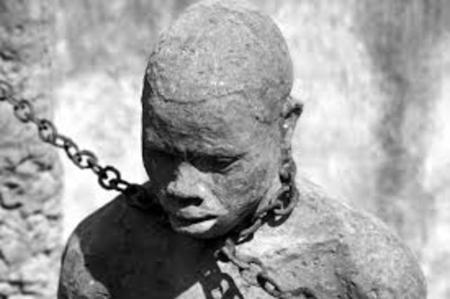 The evolution of slavery