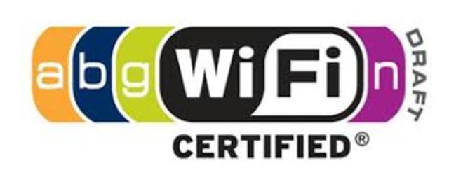 Wi-Fi o IEEE 802.11