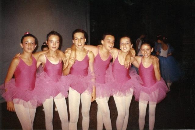 De 1983 a 1992 - Fez ballet