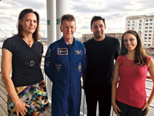 2005 a 2006 - Visitando a NASA Goddard (EUA) como cientista