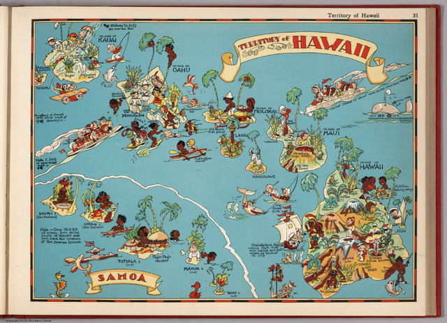 Hawaii is annexed by America
