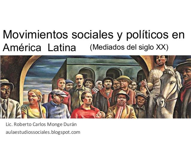 Revoluciones politicas a los sistemas de seguros sociales y de seguridad social