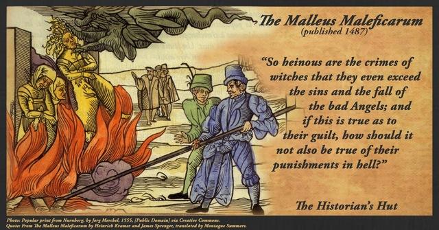 """Malleus Maleficarum"" published"